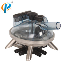 240CC Food Grade Cow Milking Claw For Machine
