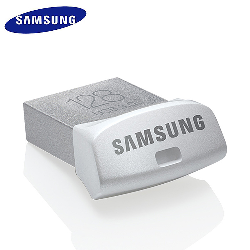 SAMSUNG USB Flash Drive 128gb pendrive 3.0 Metal Super Mini Waterproof cle usb flash Memory Stick usb car audio 128GB  Pen drive usb flash drive