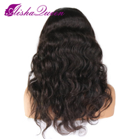 Body Wave Lace Front Human Hair Wig Brazilian Remy Human Hair Front Lace Wig With Baby Hair For Black Women Natural Hairline