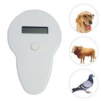 Portable Mini Pet Dog GPS Trackers Animal Cat Dog Microchip Recognition Reader Tag Anti Lost GPS Locator 2018ing