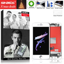 цена на Sinbeda 5pcs/lot LCD For iPhone 7 7PLUS LCD Display Touch Screen Digitizer for iPhone 7 7PLUS Display Replacemnet
