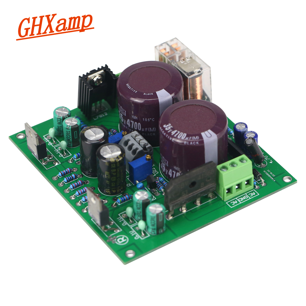 LM1875T Power Amplifier Auido Board HIFI 47LAB Architecture 2.0 Product Board AC Dual 18V