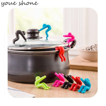 1Pcs Multifunction Kitchen Gadgets Raise The Lid Overflow Device Stent for Kitchen Tools Home Kitchen Practical Accessories