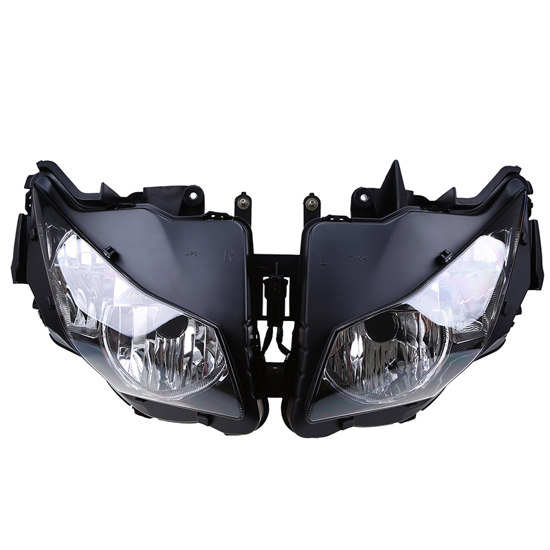 Motocicleta Headlights Housing Cafe Racer Motorcycle Accessories For Honda CBR 1000RR 2012-2016 Bike Headlight Headlamp Assembly