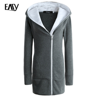 2017 Winter Women Regular Thickening Warm Parkas Collars Cotton Padded Long Sleeves Zipper Female Jacket And