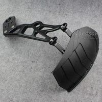 NEW Black Fender CNC Aluminum Motorcycle Rear Fender Bracket Motorbike Mudguard For Kawasaki Z800 ZR800