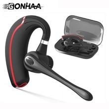 Wireless Bluetooth Headset Stereo Headphone, HD Microphone Noise Reduction Business Bluetooth Earpone стоимость