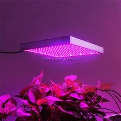 200 w 600 w 1000 w espectro completo painel led crescer luz ac85 ac85 265 v estufa horticultura crescer lâmpada para o crescimento de floração planta interior
