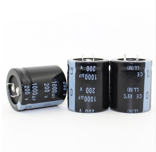 5PCS-12PCS 200V1000UF High Quality Hard Electrolytic Capacitor 1000UF 200V 30*35 30*40mm Best Quality
