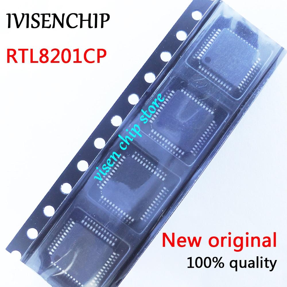REALTEK RTL8201CP QFP-48 SINGLE-CHIP//SINGLE-PORT 10//100M