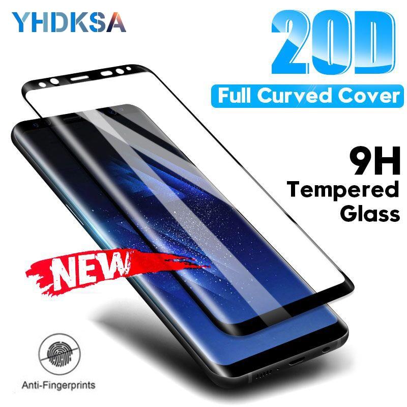 20d Gehärtetem Glas Für Samsung Galaxy Note 8 9 S8 S9 Plus Screen Protector Für Samsung S7 Rand A6 A8 Plus 2018 Schutzhülle Film SchnäPpchenverkauf Zum Jahresende