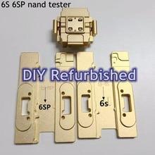 2-в-1 для iphone 6s 6 s plus nand flash hdd испытательный стенд инструмент обновленная версия