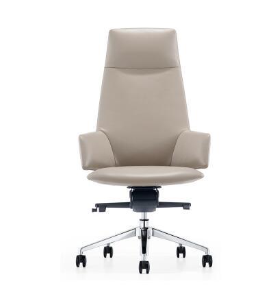 가죽 보스 의자 reclining 컴퓨터 의자 홈 현대적인 미니 멀리 즘 회의 의자 디자이너 사무실 의자.