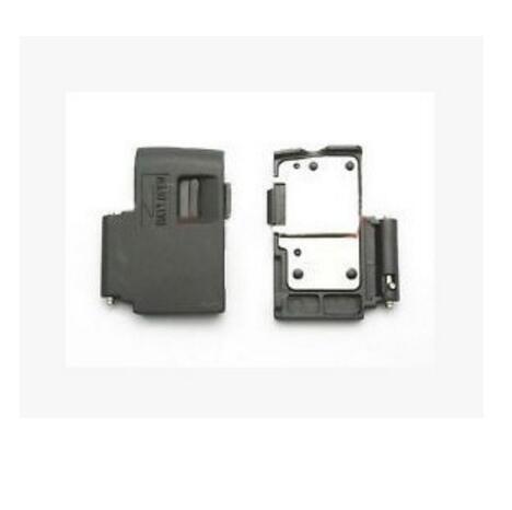 Nouveau Batterie Couverture De Porte Cap Couvercle Pour CANON POUR EOS 350D 400D Rebel XT XTi Baiser Numérique N/X camera Repair Partie