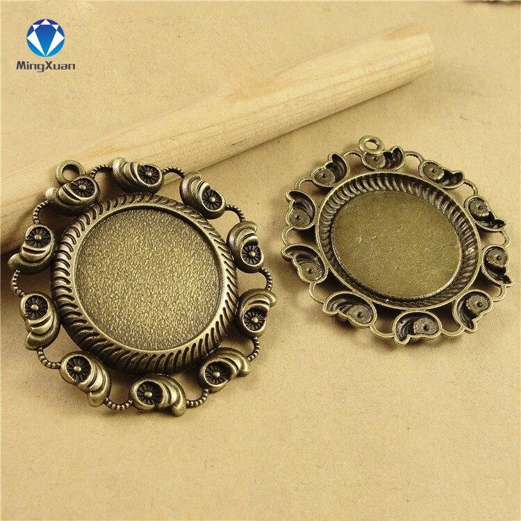 Mingxuan 5 шт/лот внутренний размер 25 мм основание для раковины