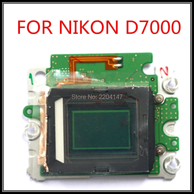 NEW Original CCD CMOS Sensor Unit (with filter glass) For Nikon D7000 Camera Replacement Repair Parts free shipping new and original for niko d7000 coms image sensor unit d7000 ccd 1h998 175