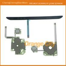 מקורי חדש שמאל ימין נפח כפתורי כפתור להגמיש רצועת כלים כבל החלפת חלק עבור PSP E 1000 PSP E1000