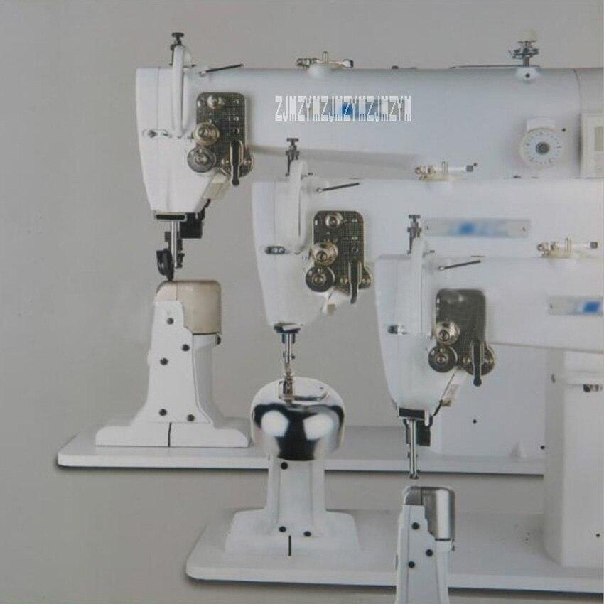 GC810 perruque Machine à coudre industrielle Machine à coudre de haute qualité équipement de couture perruque cuir chevelu Machine 220 v/380 v 250 W/370 W 2000 RPM