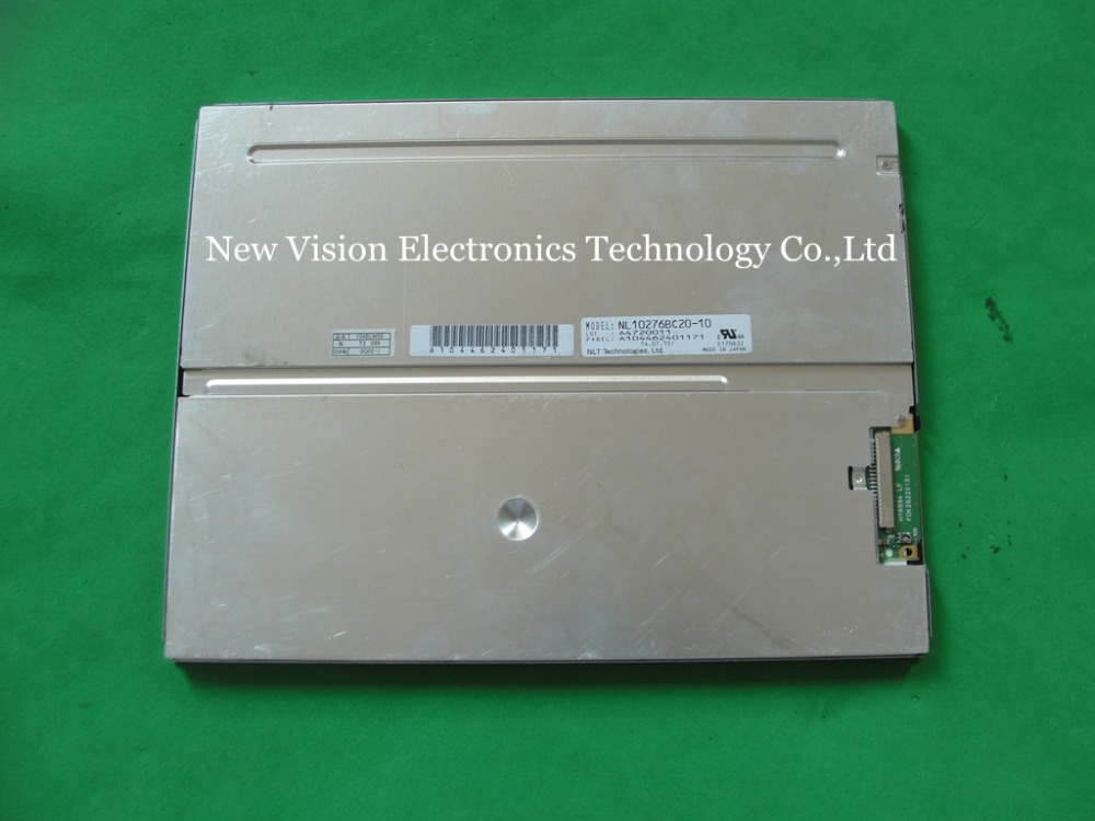 NL10276BC20 10 Original 10 4 inch LCD Module for Industrial Equipment