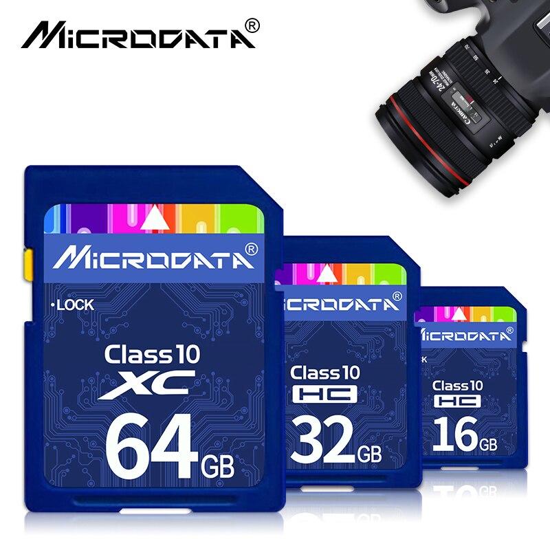 Offre spéciale carte mémoire 16GB 32gb carte SD 8GB 64GB cartao de mémoire 128GB carte Transflash carte mémoire sd carte sd pour appareil photo