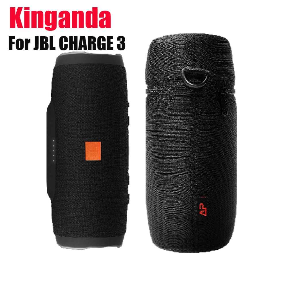 Useful Speaker Case Cover for JBL Charge 3 Bluetooth Speakers Charge3 Box Storage Bag Pouch Carry Pouch Protective Neoprene Case