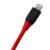 Tronsmart powerline + durável e rápido cabo de carregamento duplo nylon trançado cabo usb para iphone/ipad e muito mais