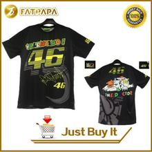 MotoGp Valentino Rossi V46 GP T shirt Motocross Racing Motorcycle Bicycle Motor QUICK DRY Straitjacket Tee