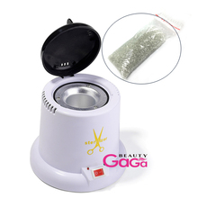 EU & US Plug 110V 220V Glass ball + ultrasonic autoclave dental tools ultraviolet UV Light Nail Art Sterilizer