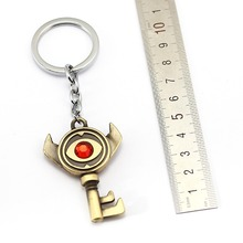 The Legend of Zelda Keychain Car Key Chain Game New Key Ring Holder Pendant Fashion Chaveiro Jewelry Souvenir