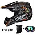 Free shipping Top ABS motorcycle Motobiker Helmet Classic MTB DH bicycle racing helmet motocross downhill bike helmet