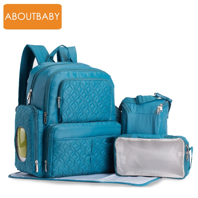 Waterproof mummy maternity nappy bag changing nurse travel baby diaper bags backpack for mother moms pregnant