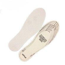 กีฬา Insoles สำหรับรองเท้าผ้าใบรองเท้าผู้หญิงระงับกลิ่นกาย Breathable เหงื่อแทรกรองเท้าพื้นรองเท้าผู้ชาย Plantillas Para Los พายเบาะ