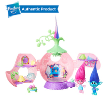 Hasbro DreamWorks Trolls Poppys Coronation Pod Action Figure Anime Mini Collection Figurine Toy Model Gift
