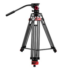10kg Max load 3 section MTT602A professional digital camera Stand flexible camera Tripod with fluid head for dslr camera
