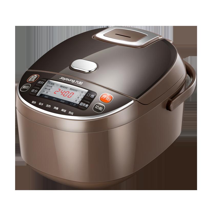 Умная Автоматическая электрическая рисоварка машина для приготовления риса 4L 3D Отопление антипригарное керамическое покрытие внутренний