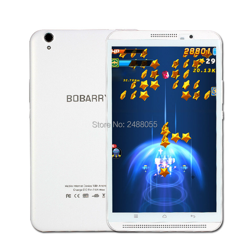 4G LTE Call Phone BOBARRY 8  inch Android smart Tablet pc Android 6.0 4GB RAM 64GB ROM WiFi GPS FM Octa core 8inch Tablets Pc