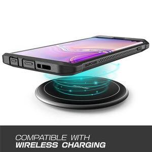 Image 2 - SUPCASE Per Samsung Galaxy S10 5G Caso (2019) UB Pro di Tutto il Corpo Robusto, custodia per Armi Kickstand Copertura SENZA Built in Protezione Dello Schermo