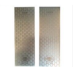 New design 2 surface Diamond font b knife b font sharpening stone ice skates font b