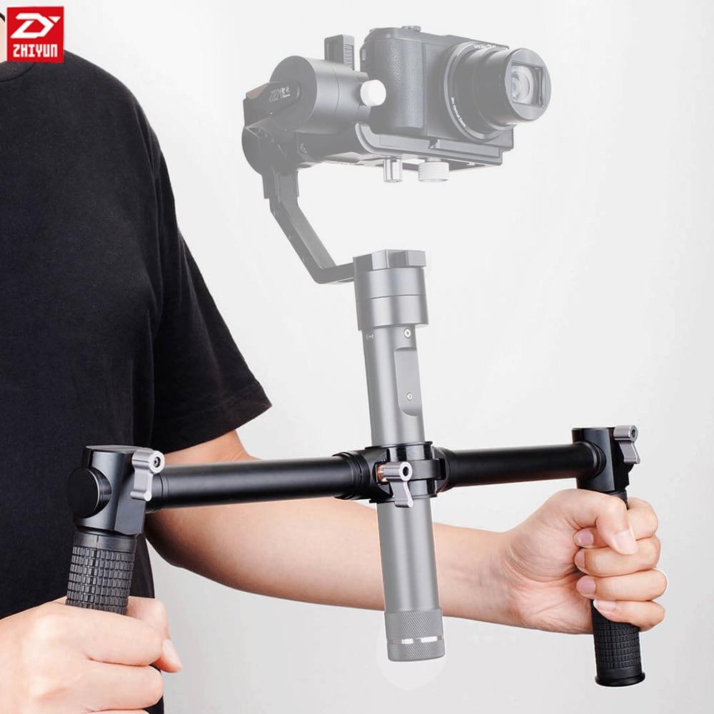 Zhi Yun Zhiyun Official Dual Handheld Grip Bracket Kit