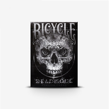 Фотография 1 Deck Bicycle Dead Soul Playing Cards Magic Tricks black Colors Standard Poker Magic Card Game Entertainment