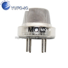 Header MQ-9 carbon monoxide combustible gas sensor detection alarm module(China)