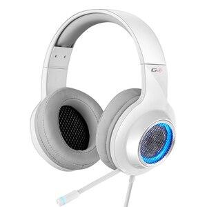 Image 2 - EDIFIER G4 profesjonalne USB gamingowy zestaw słuchawkowy wysokiej jakości 7.1 wirtualny 360 ° dźwięku przestrzennego Super bas radio Hifi muzyczna opaska