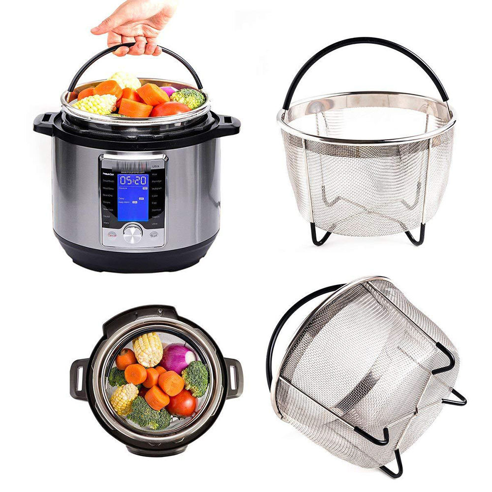 304 Stainless Steel Steamer Rice Cooker Accessories