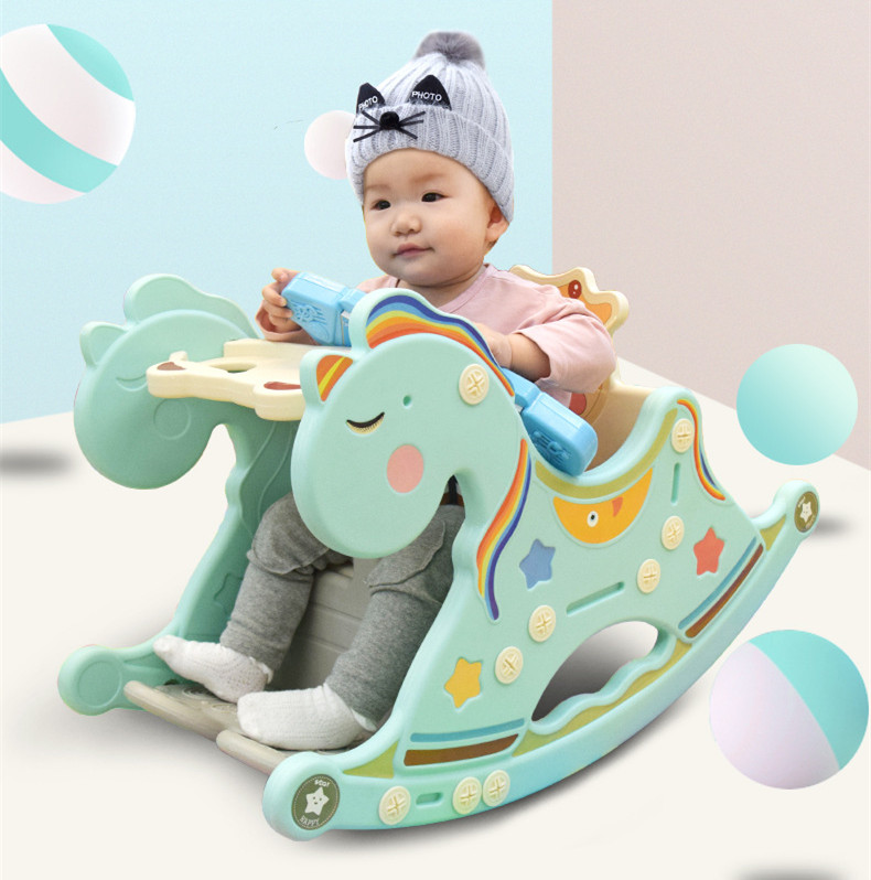 HTB1HUkEg7zoK1RjSZFlq6yi4VXaf Cradle Baby Rocking Chair Music Trojan Baby Chair Chaise Rocking Horse Toy Lounge Placarders Chair Cradle Newborn Emperorship