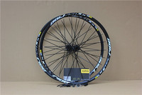 MTB Mountain Bike Bicycle Sealed Bearing 26inch Wheel Six Hole Central Lock Wheelset Rim 27 5
