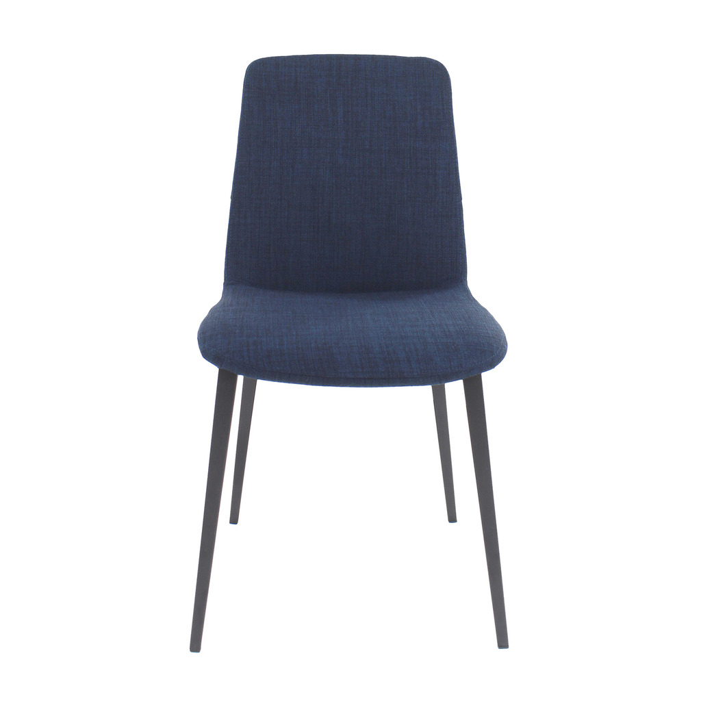 KITO DINING CHAIR BLUE-SET OF TWO ...
