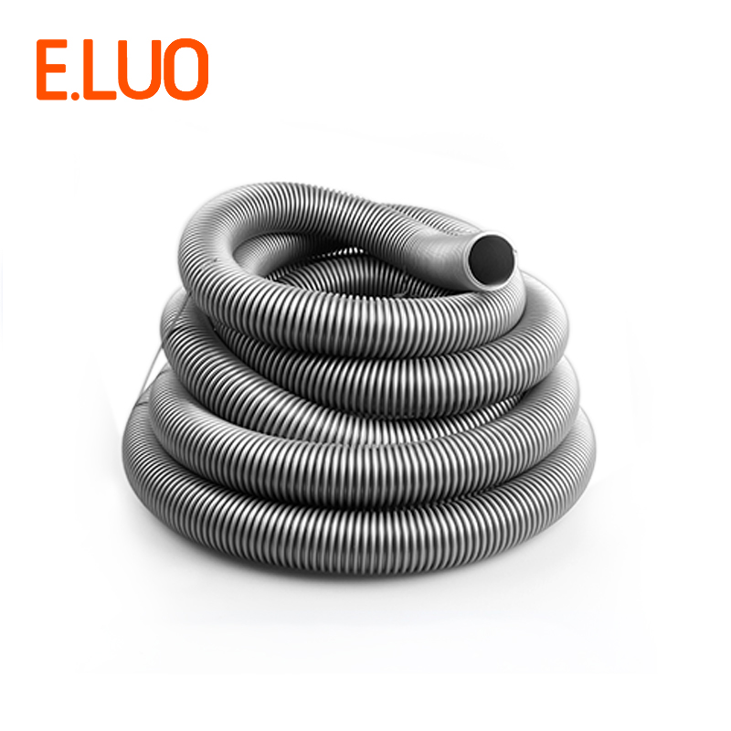 50 mm corrugated pipe for a vacuum cleaner - 5m inner Diameter 50mm Gary hose with High Temperature Flexible EVA vacuum cleaner Hose of  industrial Vacuum Cleaner