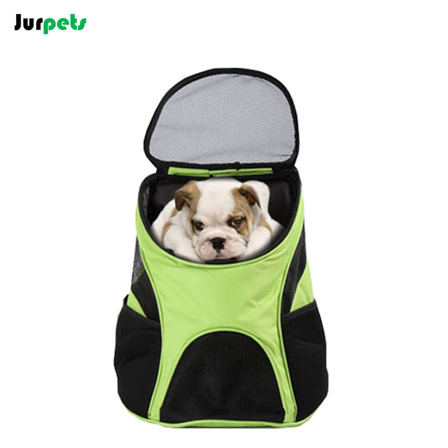 Portable Dog Carrier Bag Breathable Pet Shoulder Bag Waterproof Travel Pets Carrier Sports Chest Bag for Puppy Dogs Cats