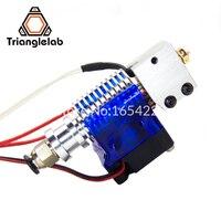 Trianglelab V6 Volcano Hotend 12V 24V Remote Bowen Print J Head Hotend And Cooling Fan Bracket