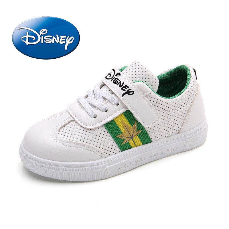 Disney Boys Girls Shoes 2019 New Fashion Trainers Outdoor Shoes Black Breathable Cute Kids